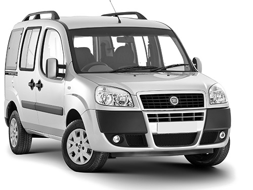 Fiat Doblo - 7 Seater