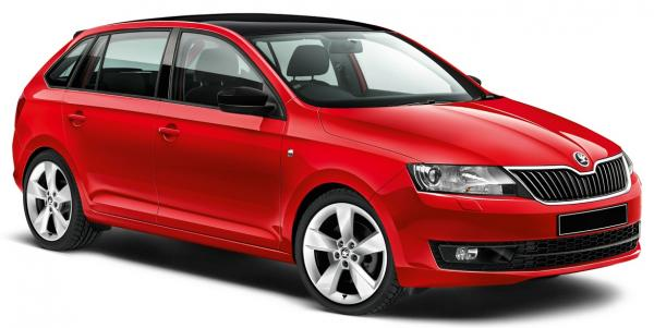 Skoda Rapid Spaceback Automatic Diesel